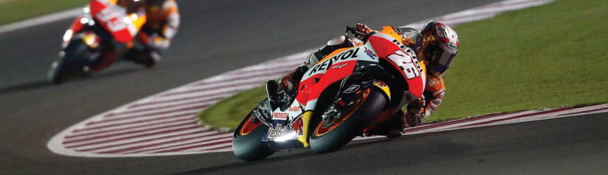 Pedrosa fastest on MotoGP test day two