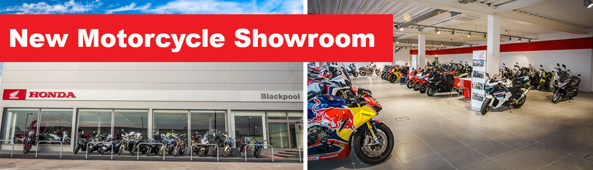 The Big One- A New £1 Million Pound Motorcycle Dealership Opens in Blackpool